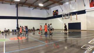 CA-Cal Sparks Extreme 14 SS24 defeats AZ-Magic 14, 53-39