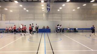 Massasoit Warriors - Courcy wins 44-39 over NESB - May
