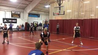AASA - John puts down Central Mass Swarm Gold with the 58-25 victory