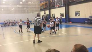 Blazers Blue gets the victory over Butler Basketball Club, 22-21