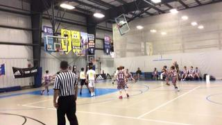 NS Bay State Jaguars defeats CT Stars, 59-28