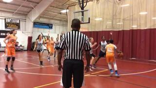 DB Gladiators - Ashley defeats Boston Lady Stars, 40-23