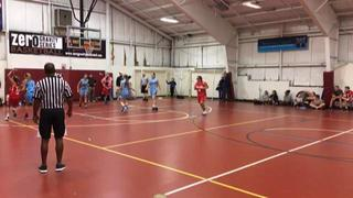 Team Providence - Silver emerges victorious in matchup against Cape cod waves, 52-16