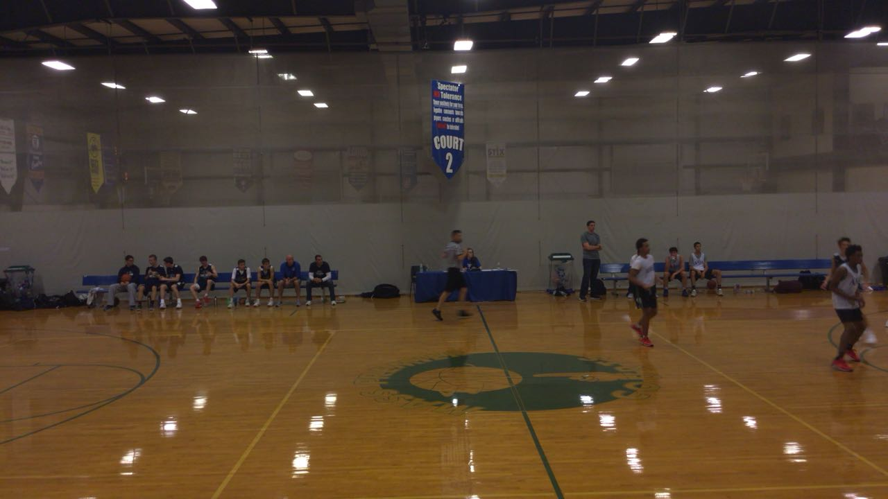 Take Charge - Sullivan victorious over AASA - Antonio, 30-15