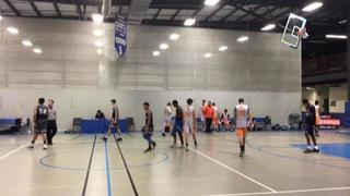 Boston Bobcats - Markus puts down DB Gladiators - Kevin with the 73-58 victory