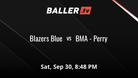 Blazers Blue steps up for 58-46 win over BMA - Perry