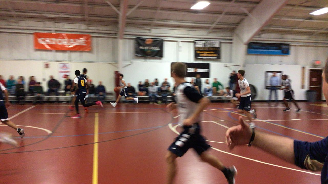 Mass Select Gold wins 40-30 over Take Charge - Sullivan