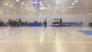 Worcester Sting wins 36-35 over Central Mass Lions - J