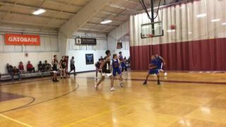 Central Mass Lions steps up for 44-22 win over BSS Select