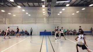 B2L White emerges victorious in matchup against Central Mass Swarm White, 74-61