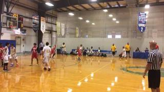 NS Bay State Jaguars Black with a win over BMA - Wills, 49-37