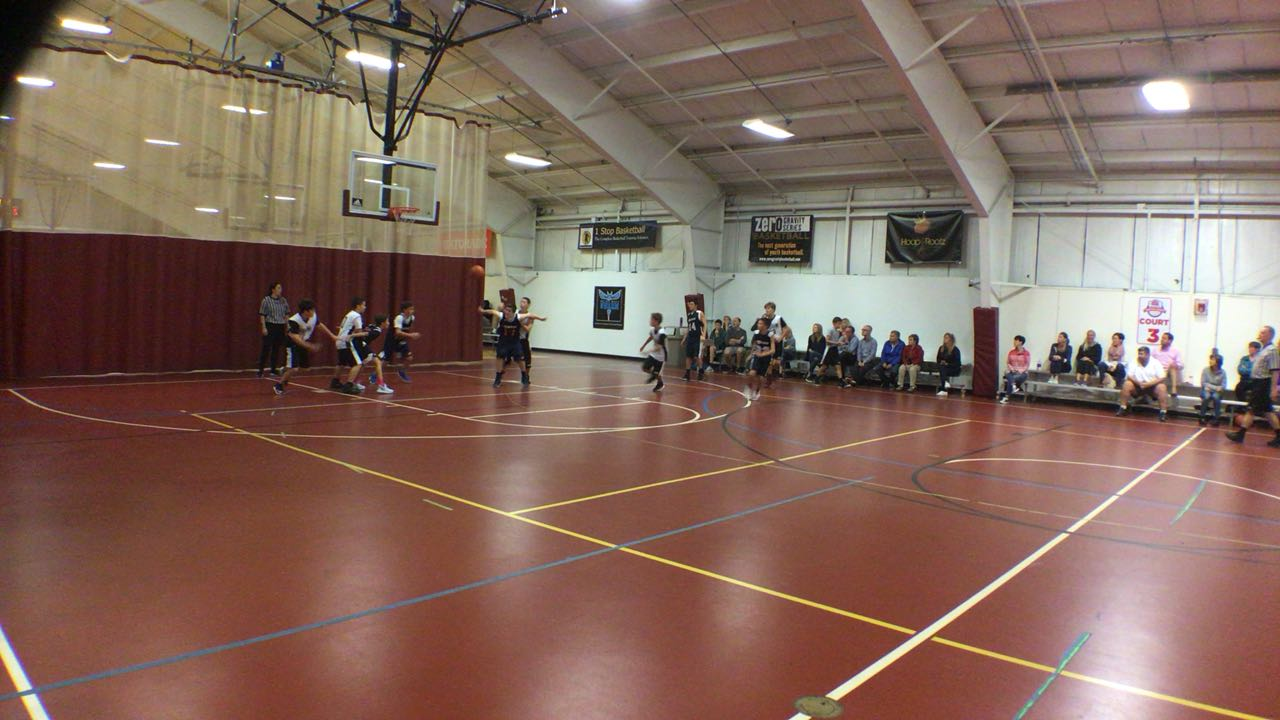B2L Black puts down Blazers White with the 44-32 victory