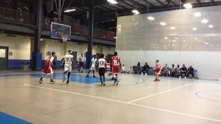 NE Playaz Academy getting it done in win over Brockton Reign Elite, 64-60