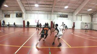 NE Playaz Academy defeats Boston Spartans 14U, 45-20