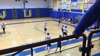 Rise Above Basketball  defeats Boston Warriors Select (MA), 64-50