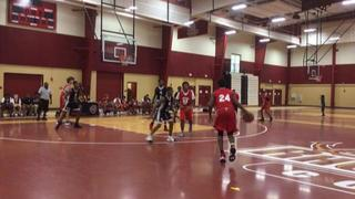 Expressions Elite South (MA) getting it done in win over Boston Spartans 14u (MA), 8-3
