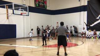 Pro Skills 10u Black steps up for 47-45 win over Team Sky Rider 10U