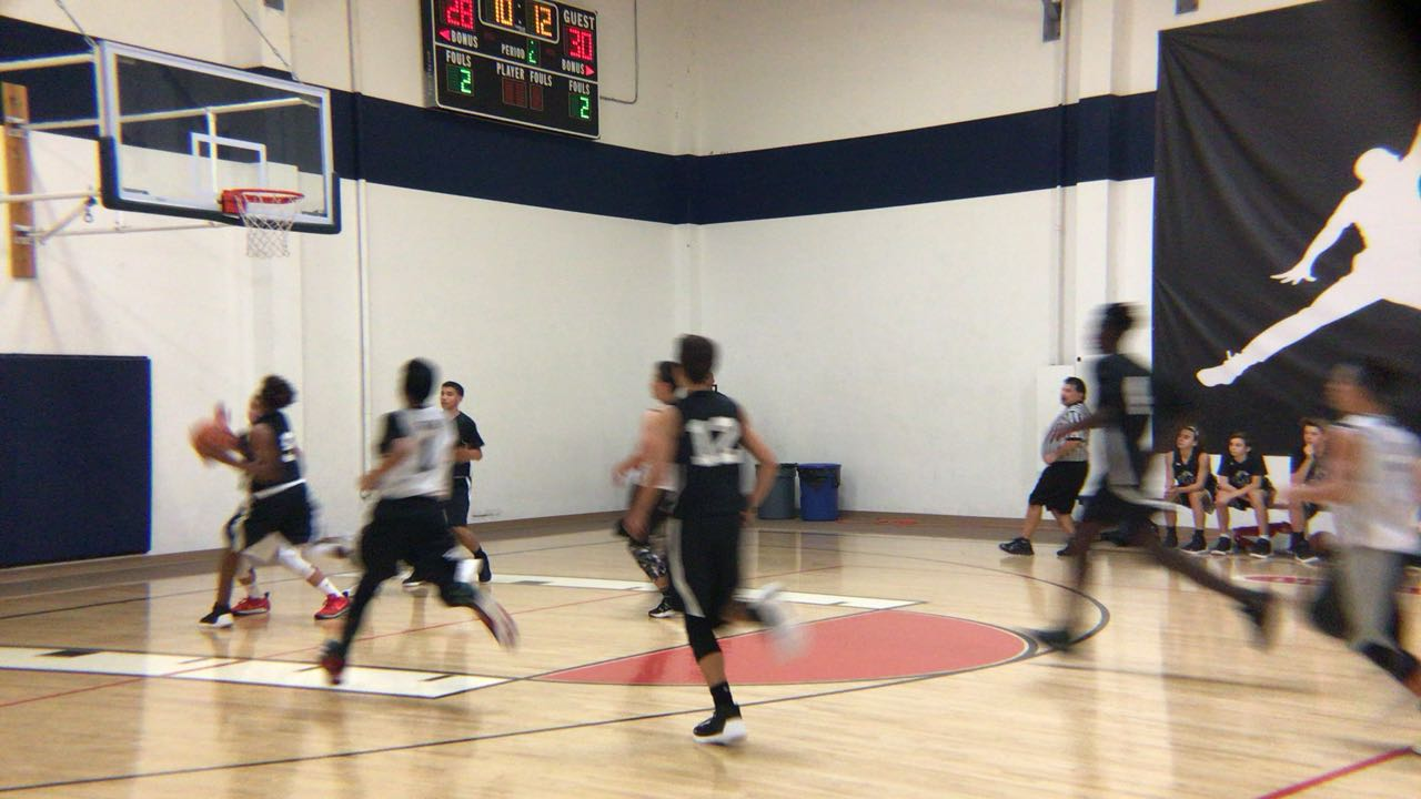 WCEUA 2022 UAA defeats Walnut Elite 14U, 53-45