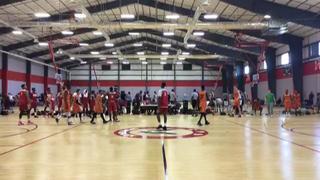 Toronto Basketball Academy 68 Taylor Made Academy 47