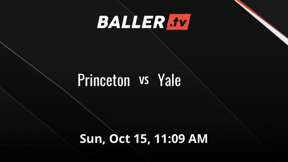 Yale 100 Princeton 90