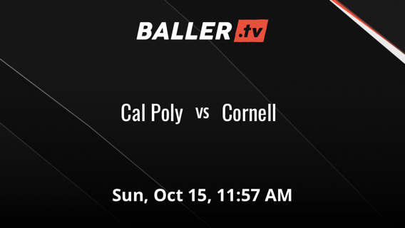 Cal Poly steps up for 106-101 win over Cornell