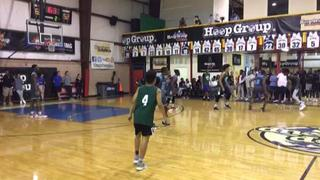 Roselle Catholic (NJ) emerges victorious in matchup against Lincoln (NY), 63-52