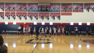 Patriots triumphant over Dragons, 60-41