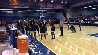 Huntington Prep (WV) defeats Word of God Christian (NC), 82-67