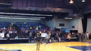 Oak Hill Academy (VA) gets the victory over Word of God Christian (NC), 100-70