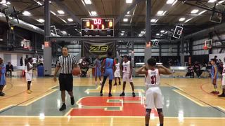CoOp City Clippers 57 Team Epic Young Bucs 49