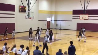 CYPRESS RANCH emerges victorious in matchup against MANVEL, 58-43