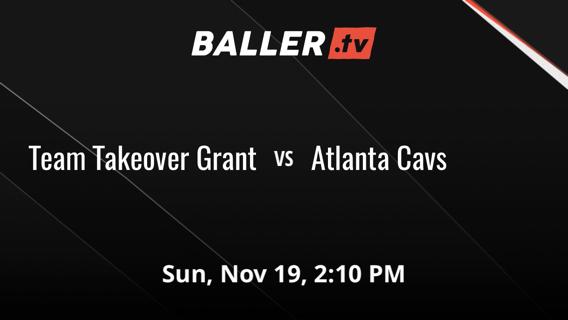 Team Takeover Grant victorious over Atlanta Cavs, 49-48