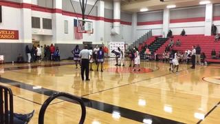 Concord First Assembly  triumphant over Ardrey Kell, 55-53