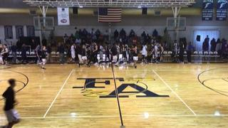 Fayetteville Academy steps up for 58-51 win over Cape Fear Christian
