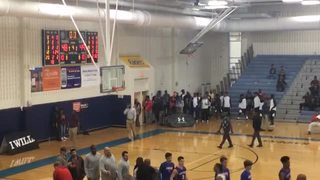 The Heritage School (Newnan, GA) steps up for 49-48 win over Shiloh High School(Snellville, GA)