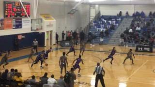 St. Frances Academy (Baltimore, MD) defeats Village Christian Academy (Fayetteville, NC), 70-57
