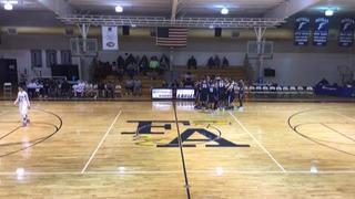 South Brunswick defeats Fayetteville Academy, 53-47