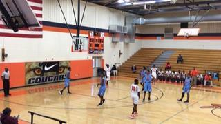 OLYMPIC HIGH defeats VANCE HIGH, 61-60
