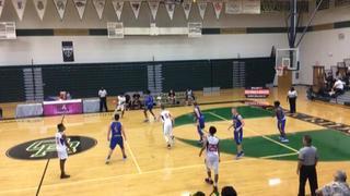 Victory Academy defeats Canterbury, 57-30