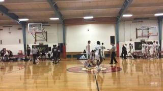 ND Prep emerges victorious in matchup against Southwest Basketball Academy, 59-40