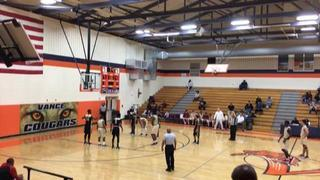 CANNON SCHOOL emerges victorious in matchup against WEST RIDGE ACADEMY, 72-52