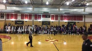 Tilton School victorious over Cushing Academy, 84-71