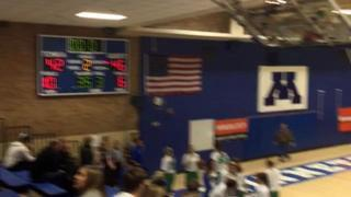 Rush City 46 Holy Family Catholic 42
