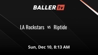 Things end all tied up between LA Rockstars and Riptide