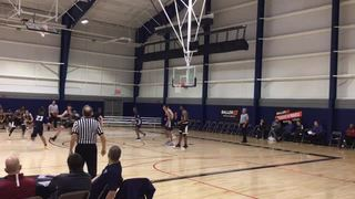 Woodstock Academy Blue emerges victorious in matchup against RISE Prep, 71-68