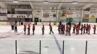 N/H/M ROCKETS wins 7-1 over Antigo Red Robins