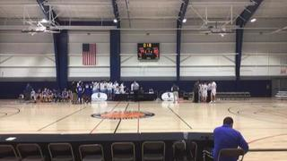 Lee Academy wins 80-79 over St. Luke's School