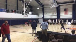 Woodstock Academy National victorious over Sunrise Christian, 91-87