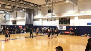Team Takeover defeats Lady Prime, 47-27