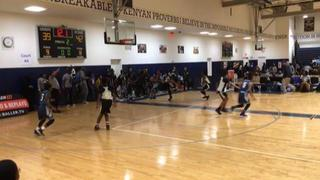 Philly Triple Threat defeats Brooklyn Stars, 42-39